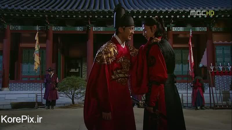 ناراحتی امپراطور لی هون برای عشقش وئول