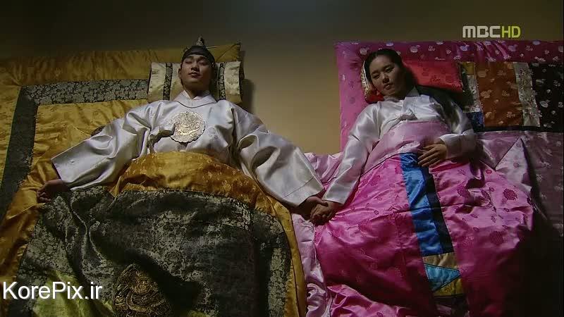 رخت خواب امپراطور لی هون و یئون وو