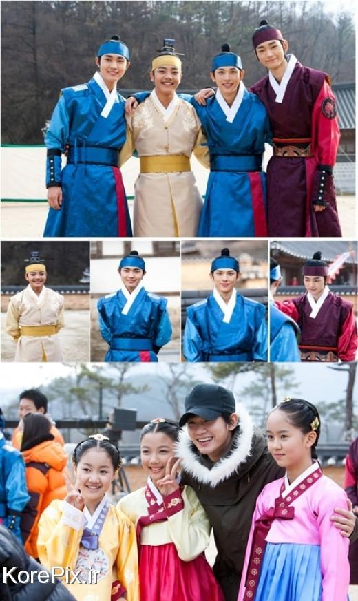 دختران در بغل لی هون کیم سو هیون