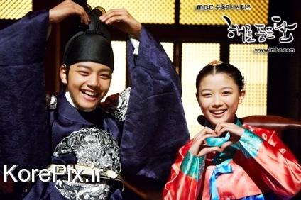 یئون وو کوچولو و لی هون کوچولو