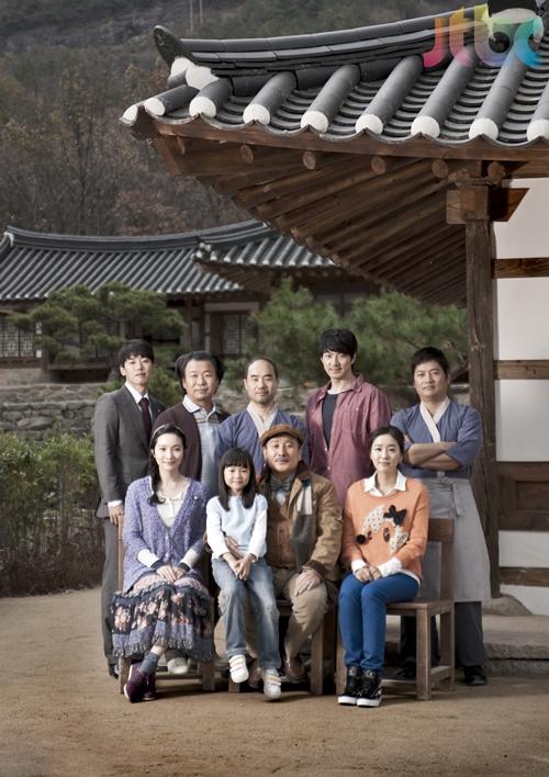پوسترهای قشنگ از سریال خانواده کیمچی