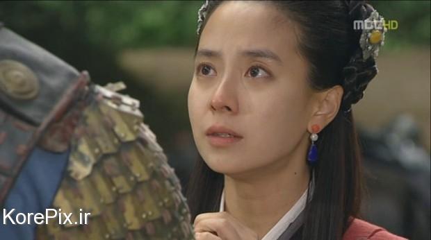 شات اسکرین های سریال کره ای سرنوشت یک مبارز | قسمت 21