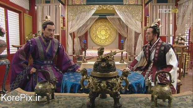 سرنوشت یک مبارز- ازدواج شاهزاده اوی جو و ایون گو
