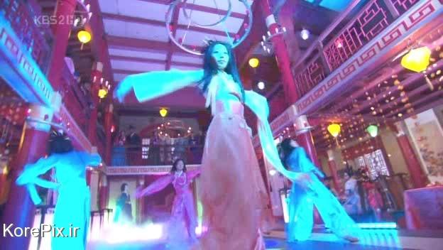 رقص و آواز در سریال کره ای قهرمان