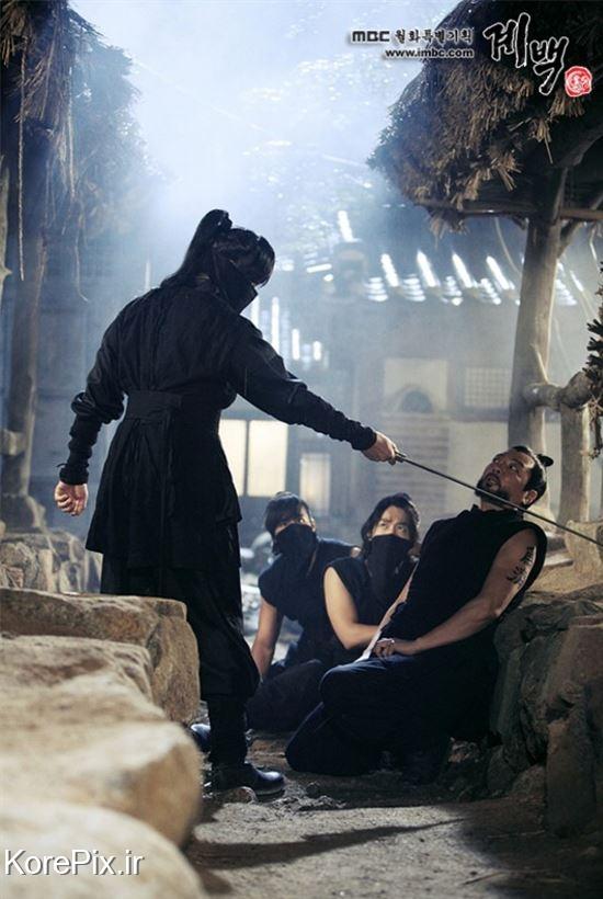 عکس های لی سئو جین بازیگر نقش فرمانده گی بک سرنوشت یک مبارز
