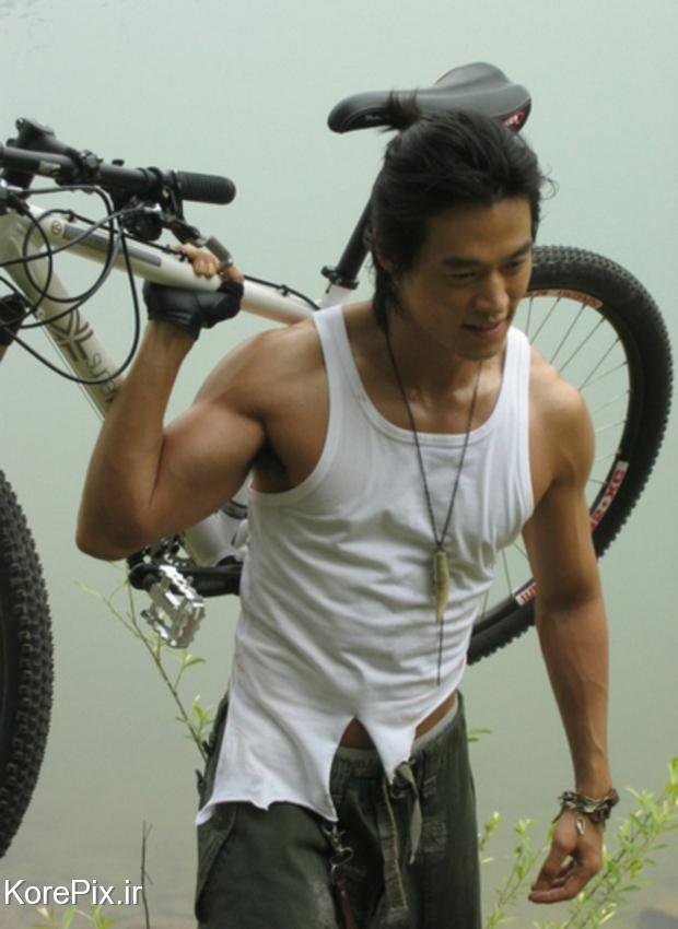 دوچرخه سواری گی بک در سرنوشت یک مبارز