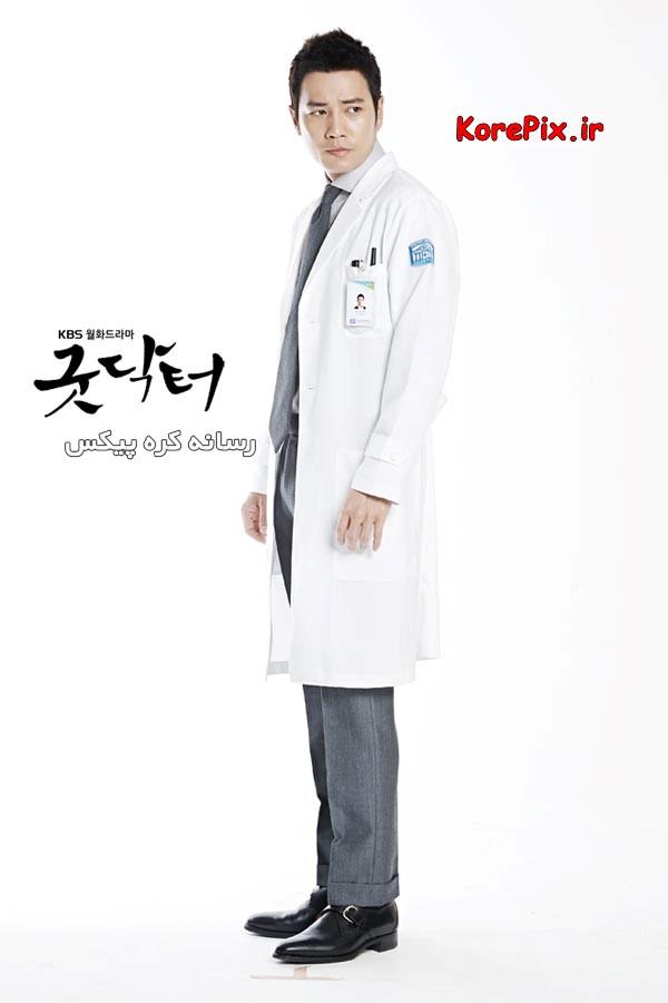 عکسهای دکتر دوهان در سریال آقای دکتر