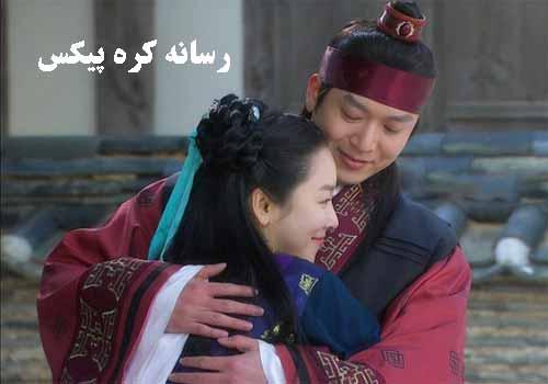 تصاویر عاشقانه سولنان دختر امپراطور و نانگ میانگ