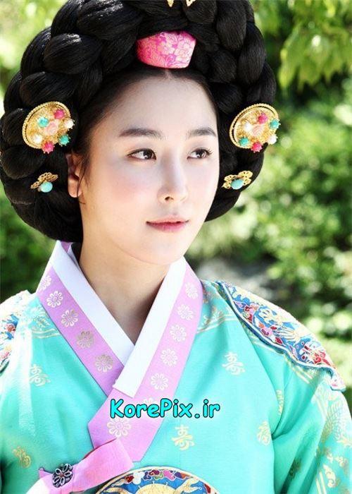 عکس های سئو هیون جین در سریال دختر امپراطور