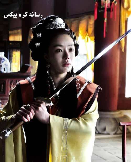 عکس جدید از سریال دختر امپراطور