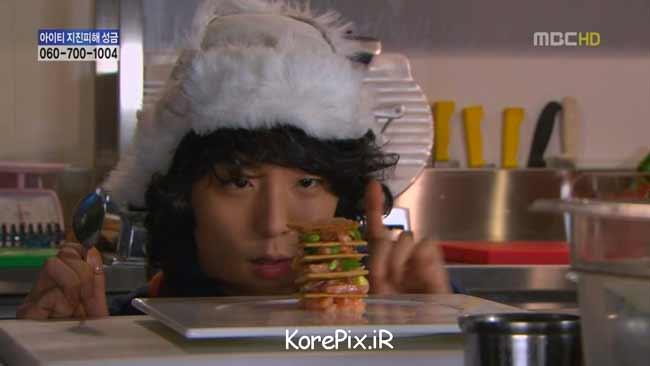 پسر کره ای زیبا