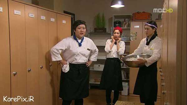 آشپزهای آشپزخانه پاستا