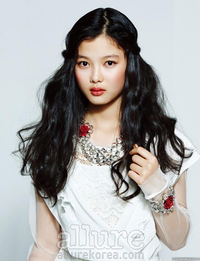 تک عکس زیبا از یئون وو بازیگر سریال افسانه ی خورشید و ماه