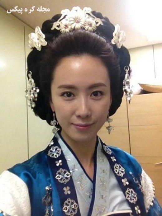 عکس های hong eun hee ملکه سئوندوک رویای فرمانروای بزرگ
