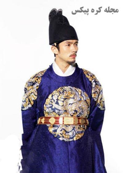 عکس های عالیجناب هو در سریال فراری از قصر