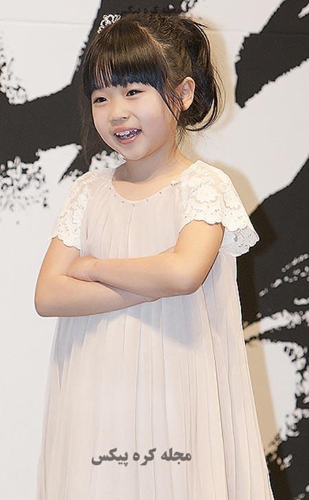عکس چورانگ دختر کوچولو سریال کره ای فراری از قصر