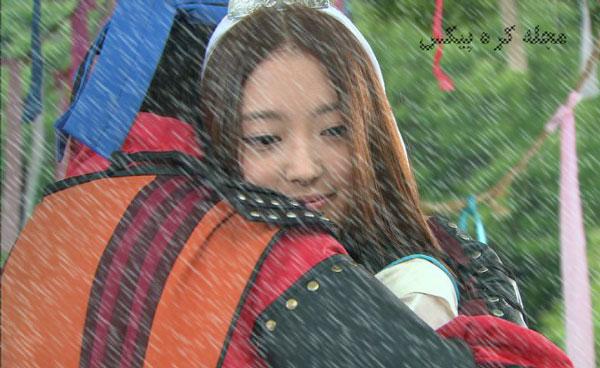عکس عاشقانه سریال کره ای رویای فرمانروای بزرگ