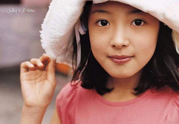 عکس کودکی های لی سه یونگ (چانگوان)