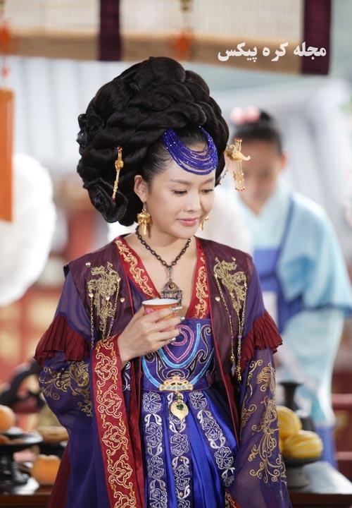 عکس های ملکه سونگ مان در رویای فرمانروای بزرگ