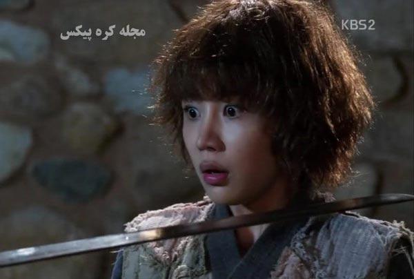 عکس سوبک سریال کره ای فراری از قصر شبکه سه