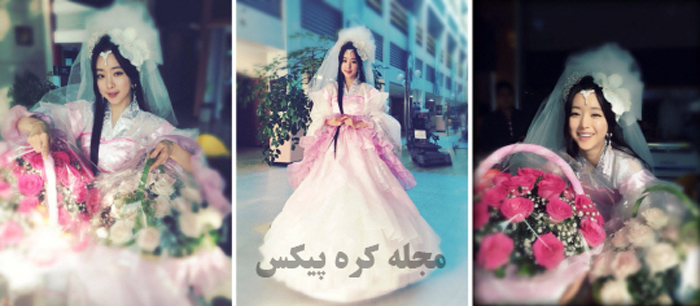 عکس های جدید عاشقانه سریال کره ای رویای پادشاه