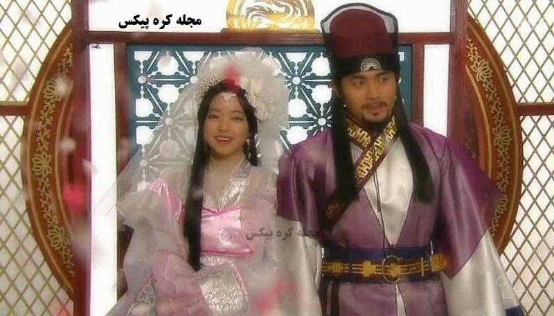 عکس های عاشقانه سریال جدید کره ای