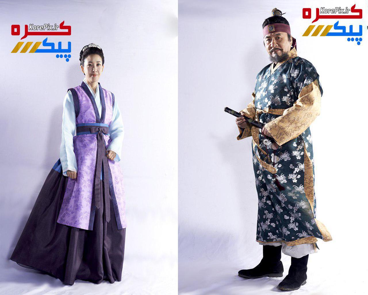 عکس های جدید سریال افسانه سامبونگ