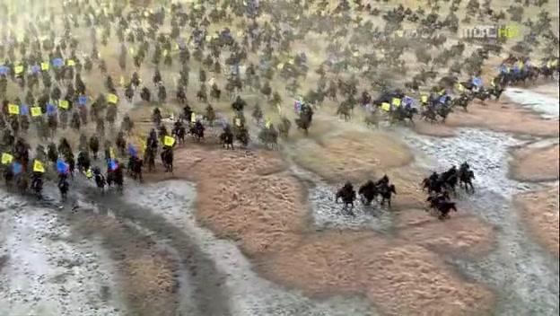 عکس های قسمت 1 سریال سرزمین آهن ( کیم سو رو 1 )