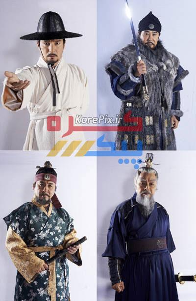 مجموعه عکس های جدید از سریال افسانه سامبونگ