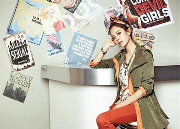 تصاویر سونگ جی هیو بازیگر سریال سرنوشت یک مبارز