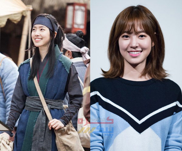 بیوگرافی جین سه یان Jin Se Yun بازیگر نقش بزرگسالی اوک نیو