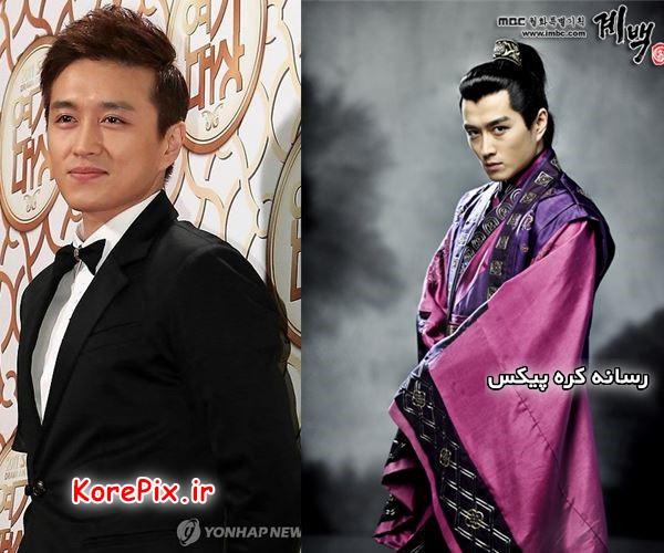 عکس های شاهزاده کیوکی در سریال سرنوشت یک مبارز