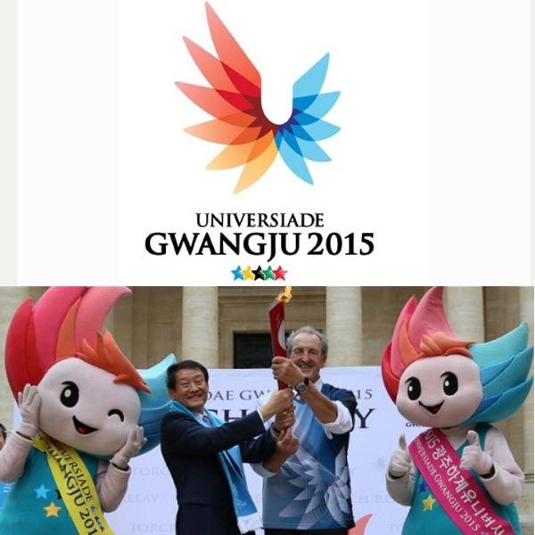 دانلود مراسم افتتاحیه المپیک دانشجویی 2015 در شهر گوانجو کره جنوبی