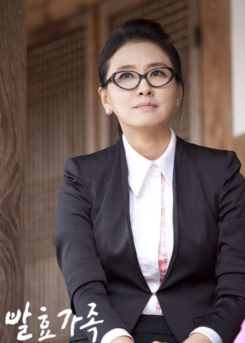 عکسهای خانوم معلم در سریال خانواده کیمچی