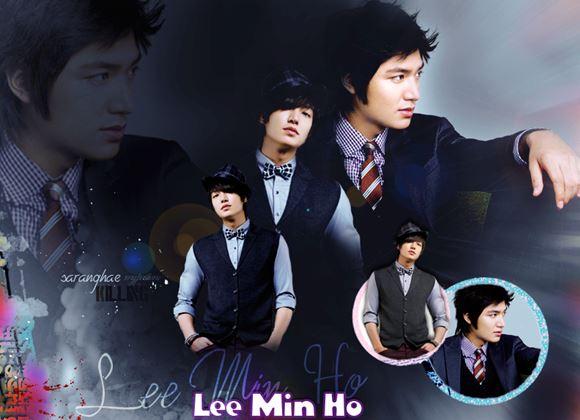 عکس های جدید لی مین هو